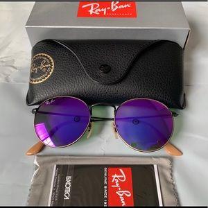 💜 💯New Ray Ban Round Metal Sunglasses ✨
